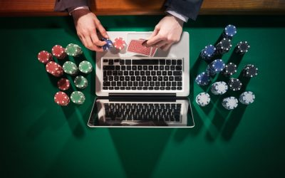 Payment methods in an online casino